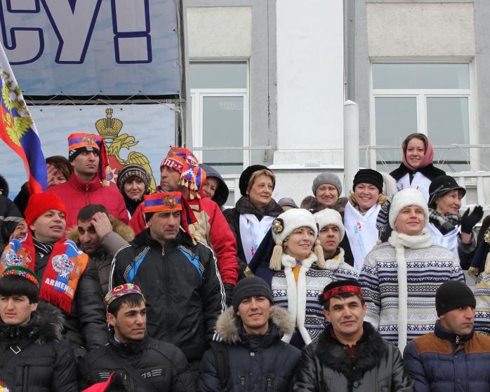Митинг кузбасс донбассу фотографии
